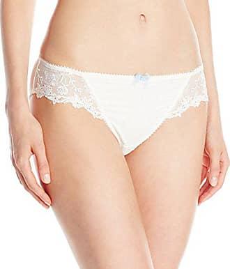 463da9edd039 Lunaire Womens Plus-Size St. Croix Bikini, Bridal White, 5