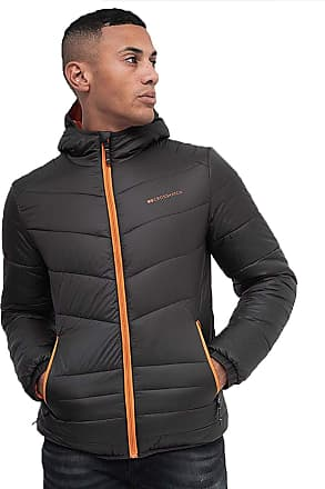 Crosshatch Mens Jacket Developer Black X Large