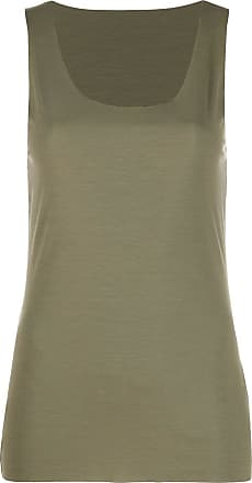 Wolford fitted vest - Verde