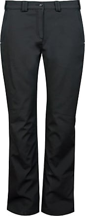 Glenmuir Ladies LT2584 Technical Water Repellent Winter Golf Trousers Black UK 10 Regular [29]