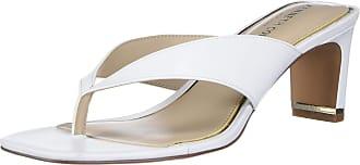 Kenneth Cole Womens KLS0115LE Heeled Thong Sandal Size: 5.5 UK White