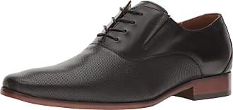 Aldo Mens Dress Lace Up Shoes, Oliliria Uniform, Black, 7.5