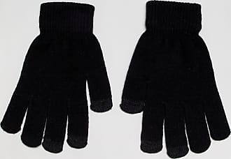 7X SVNX touch screen gloves in black