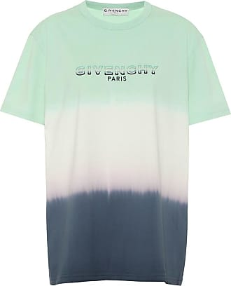 Givenchy Logo ombré cotton T-shirt