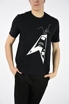 Neil Barrett Guitar Printed T-shirt size Xxl