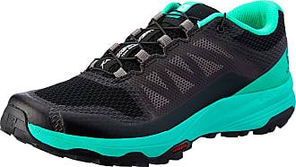 Salomon Salomon Womens Trail Running Shoes, XA Discovery W, Black/Atlantis/Magnet, Size: 8.5