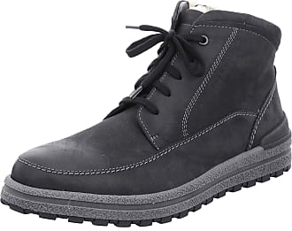 Josef Seibel 15528-PL84613 SMU-Emil 28 Mens Boots Leather, schuhgröße_1:45, Farbe:Black