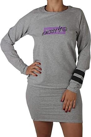 Hurley Vestido Hurley Enjoy - Cinza - P