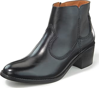 Paul Green Cowboy style ankle boots Paul Green black
