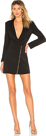 by the way. Selene Blazer Dress in Black