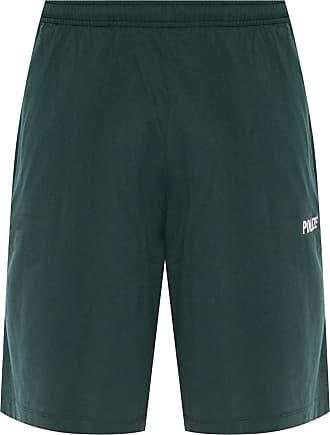 VETEMENTS Printed Shorts Mens Green