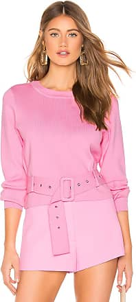 Milly Belted Pullover in Pink