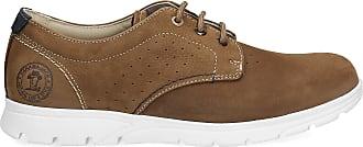 Panama Jack Mens Shoes Domani C801 Nobuck Cuero/Bark 40 EU