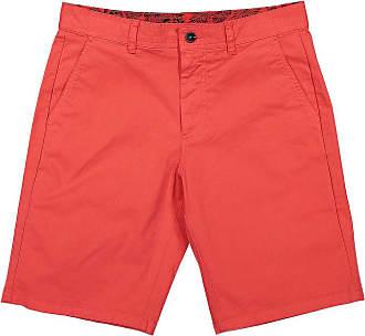 Panareha TURTLE bermuda shorts red