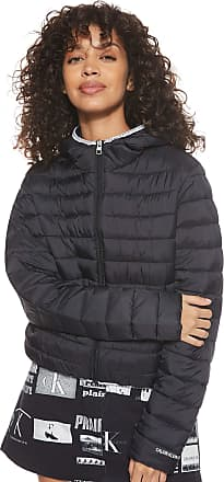Calvin Klein Jeans Padded Puffer with Logo Binding W Winter Jacket ck Black