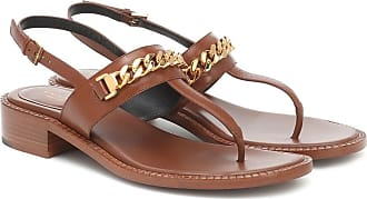 Gucci Sylvie leather thong sandals
