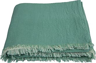 Tom Tailor Plaid Fringed Cotton