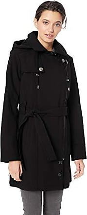 Steve Madden Womens Quilted Softshell Jacket