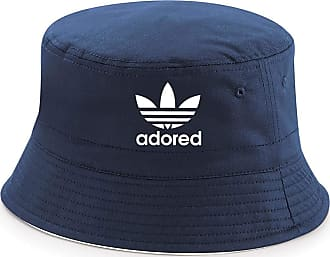 Beechfield Adored Bucket Hat Ian Brown Spike Island 25th Anniversary Tribute Bucket Navy Reni (L/XL, Navy)
