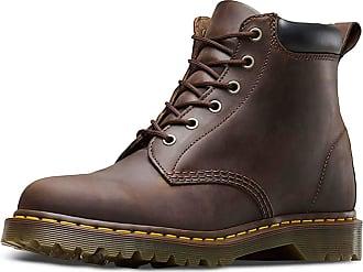 Dr. Martens 939 BEN Crazy Horse GAUCHO, Unisex Adults Boots, Black (Gaucho), 6 UK (39 EU)