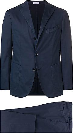 Boglioli slim-fit tailored jacket - Blue
