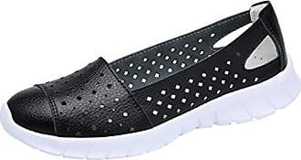 ZYUEER Damen Schuhe Frauen Sommer Strand Gelee Sandalen Rutschfeste Flache Schuhe Hohlen Freizeitschuhe Atmungsaktive Pumps