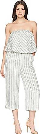 db5277fcdca6 Joie Womens Brogan Linen Stripe Jumpsuit