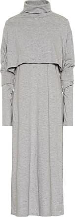 Maison Margiela Cotton-jersey midi dress