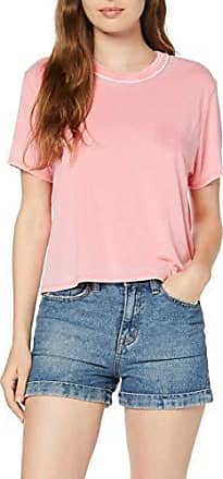 Hurley Womens Under The Sun Burnout Crew Short-Sleeve Tee