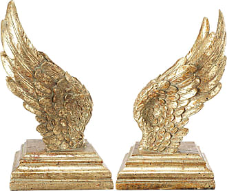 A & B Home Soar Wing Bookend - Set of 2 - HP75781