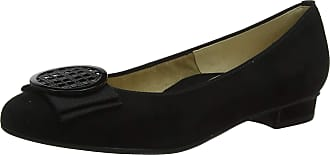 Ara Womens Bari 1243720 Ballet Flats, Black (Schwarz 75), 4.5 UK