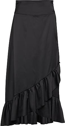 svarta långa kjolar