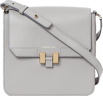 Maison Héroïne Handtasche Damen, Tilda Tablet Mini, Grey