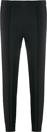 Max Mara jersey skinny trousers - Preto