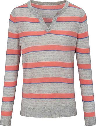 include Rundhals-Pullover aus 100% Premium-Kaschmir include mehrfarbig