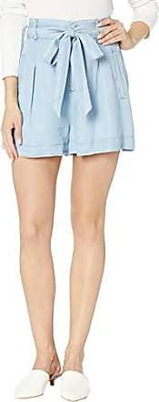 BB Dakota womens Nice n Easy Indigo Tencel Short, Chambray, 10