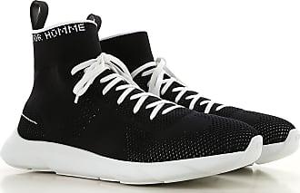 cheap for discount 68718 885da Dior Sneaker Uomo, Nero, A Maglia, 2017, 40 40.5 41 41.5 42