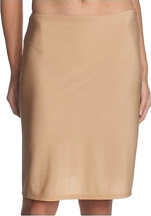 Only Hearts Womens Second Skin 21 Inch Half Slip - 2228,Nude,Small