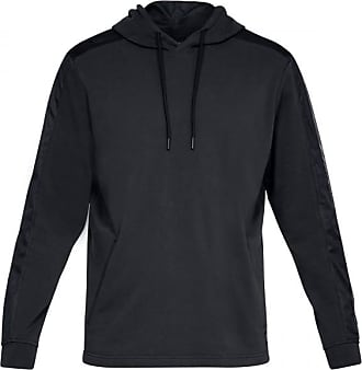 Under Armour Threadborne Terry Pullover Hoodie Funktionsshirts für Herren    schwarz a8f93b009a