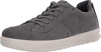 Ecco Mens Byway Low-Top Sneakers, Grey (Dark Shadow 2602), 7.5 UK
