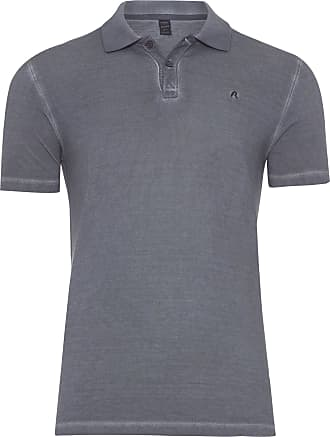 Replay POLO MASCULINA SUBLIME W - CINZA