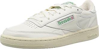 Reebok Club C 85 Vintage Mens Trainers/Shoes-White-8