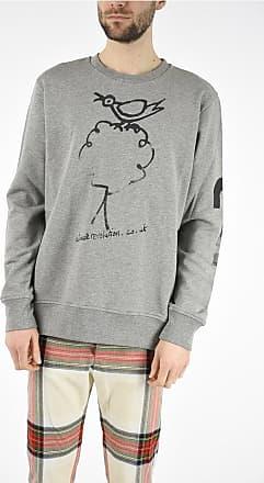 Vivienne Westwood Bio Cotton Printed Sweatshirt size Xxl