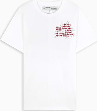 Off-white T-shirt bianca Ocean Debris