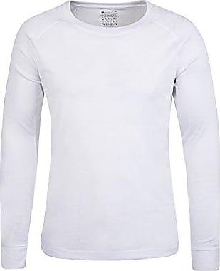 Mountain Warehouse Summit Merino Herren T-Shirt Unterhemd Thermounterw/äsche Funktionsunterw/äsche Ski Snowboard Winter Baselayer