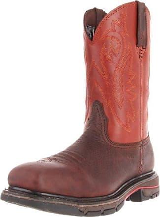 Wolverine Mens W02780 Javelina Boot, Dark Brown, 7 M US