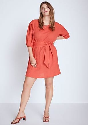 Violeta by Mango Short belted dress