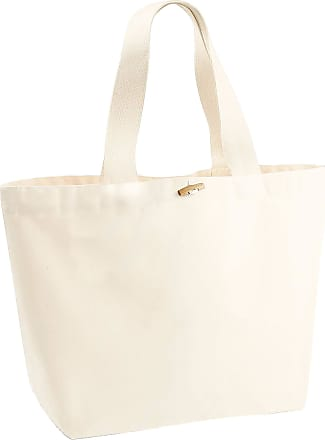 Westford Mill Organic XL Tote Bag (One Size) (Natural)