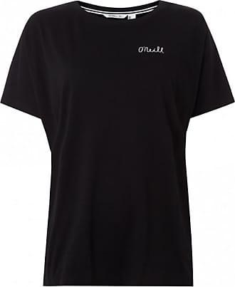 O'Neill Essentials Drapey Tee T-Shirt für Damen   schwarz