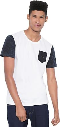 Oakley Camiseta Oakley Tye Dye Classic Branca/Azul-marinho